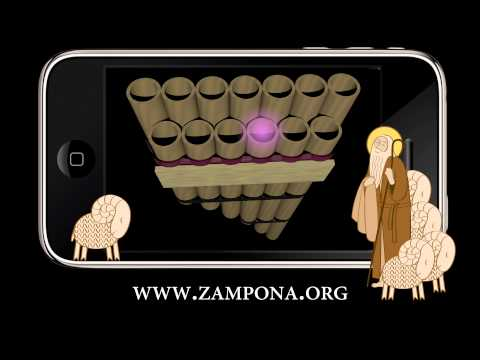 The Lonely Shepherd (Pastor Solitario) Zampoña Tutorial