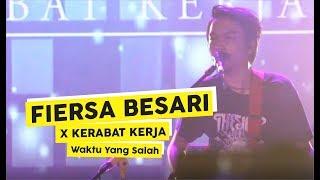 Download [HD] Fiersa Besari x Kerabat Kerja - Waktu Yang Salah  (Live at MANFEST UAD Yogyakarta) Mp3