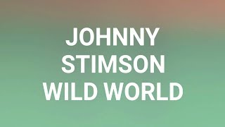 Video Johnny Stimson - Wild World (Lyric Video) download MP3, 3GP, MP4, WEBM, AVI, FLV Juni 2018
