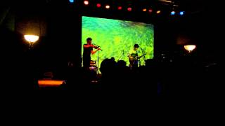 Foxes in Fiction - Shadow Song / Ontario Gothic @ The Cedar Cultural Center 9/5/14 Minneapolis, MN