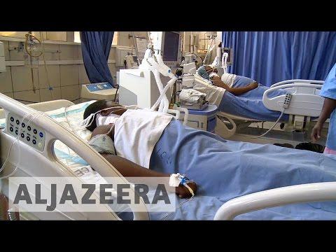 Major Zimbabwe hospital suspends surgeries