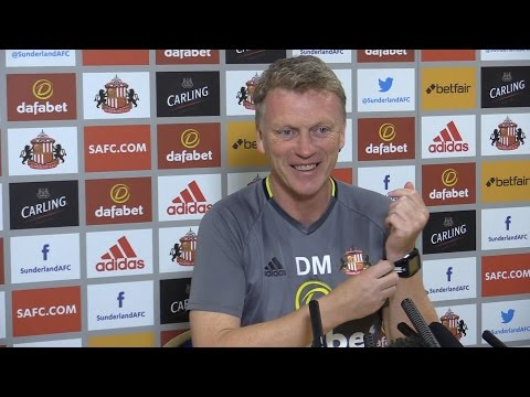 David Moyes Full Pre-Match Press Conference - Sunderland v Everton
