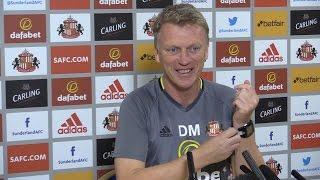 David Moyes Full Pre-Match Press Conference - Sunderland V Everton