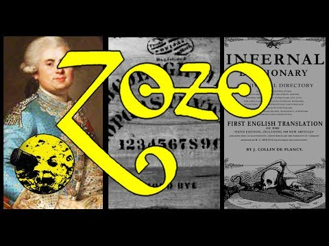 The history of the Zozo demon