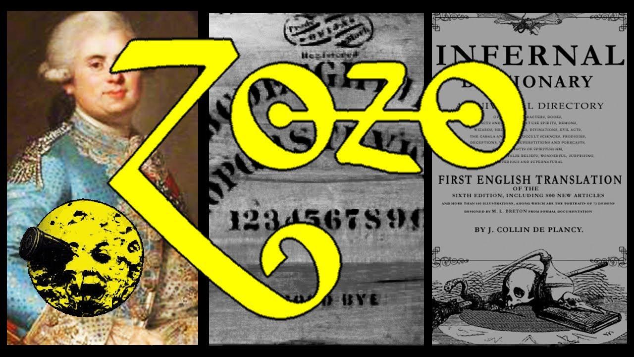 The history of the Zozo demon - YouTube