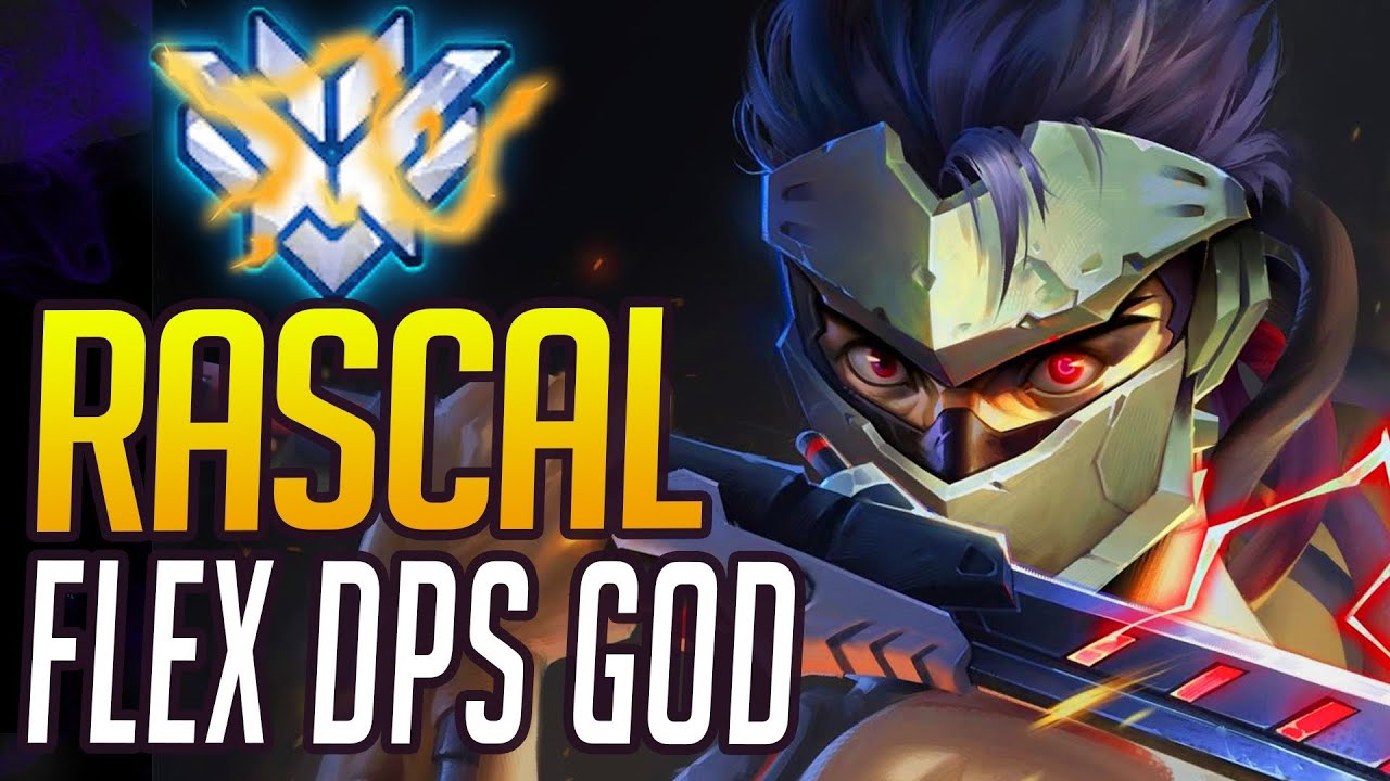 Download BEST OF RASCAL - FLEX DPS GOD | Overwatch Rascal Montage & Esports Facts