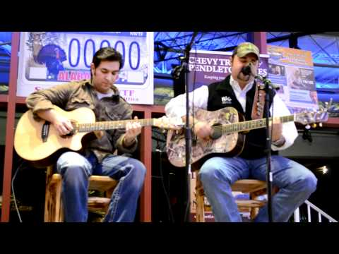 Daryle Singletary - Amen Kind of Love (Acoustic)