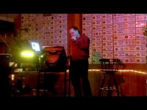 Forever Autumn (Karaoke Cover) @ American Legion Owatonna, Mn.