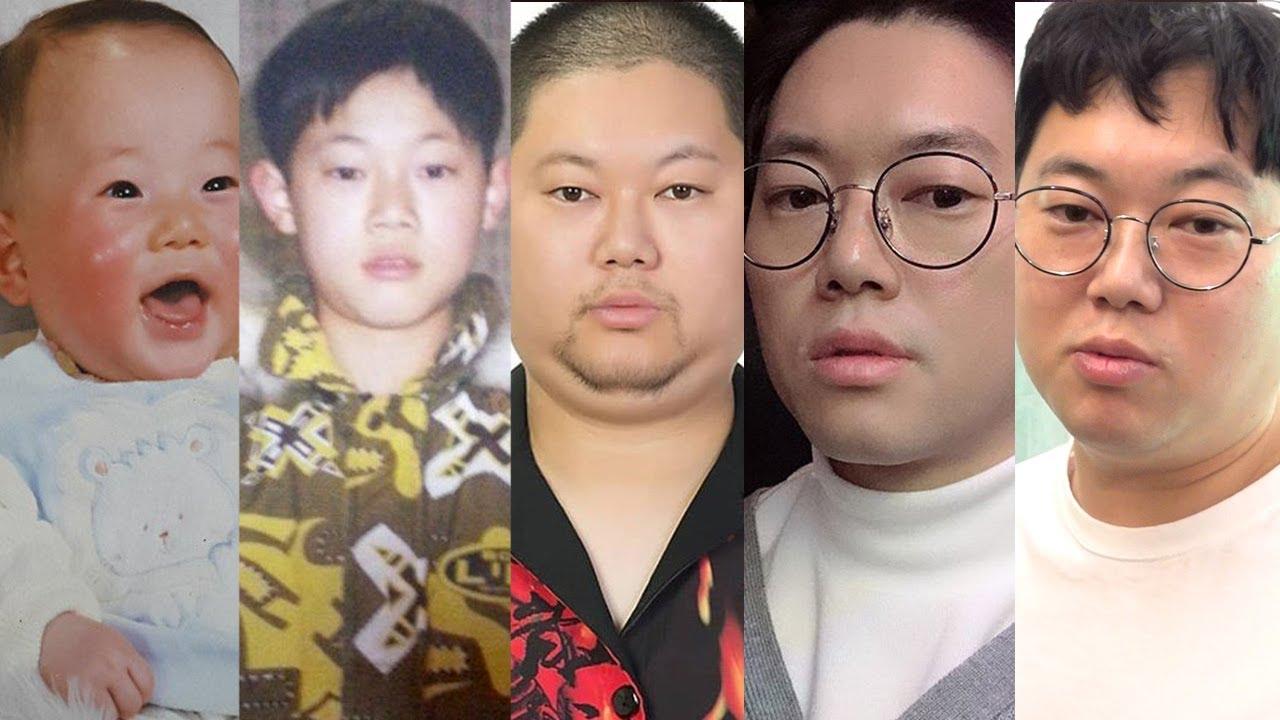 감스트 1살~31살 얼굴변화 모음집 레전드ㅋㅋㅋ