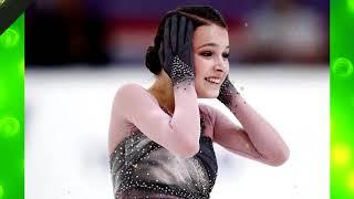 Анна Щербакова без четверных не рассматривает свою программу