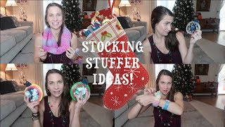 Stocking Stuffer Ideas 2018!  What