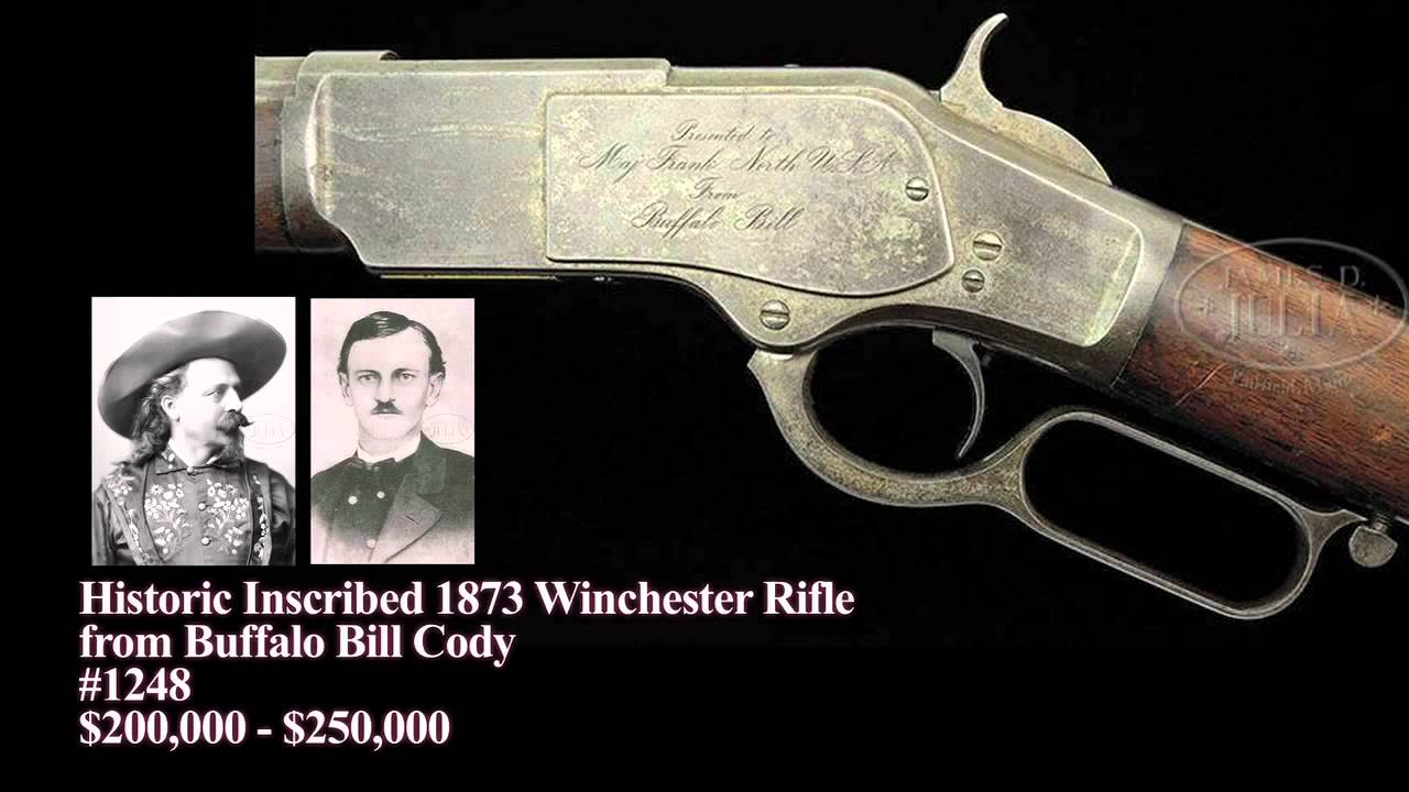 Historical Firearms Auction at James D  Julia October 1 & 2, 2012 Part-2