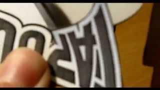 как сделать наклейку (стикер) своими руками