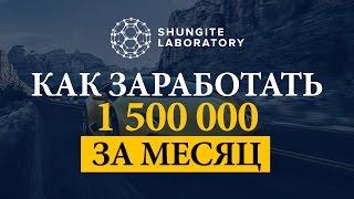 Как зарабатывают 8 миллионов рублей за 3 месяца?