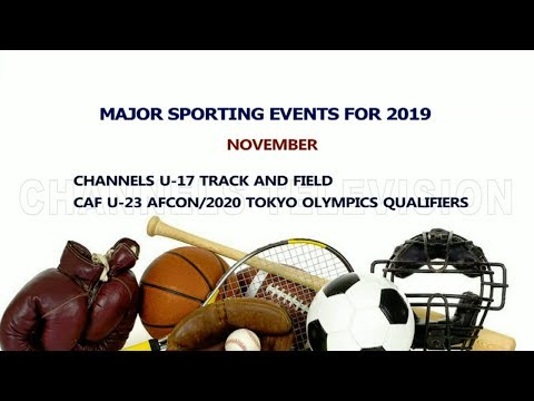 Analyst Reviews Major Sporting Events For Year 2019 |Sports