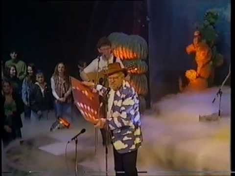 Rolf Harris - Stairway To Heaven - Top Of The Pops - Thursday 11th February 1993