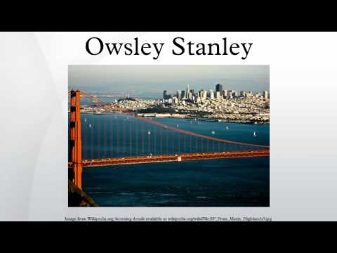 Owsley Stanley