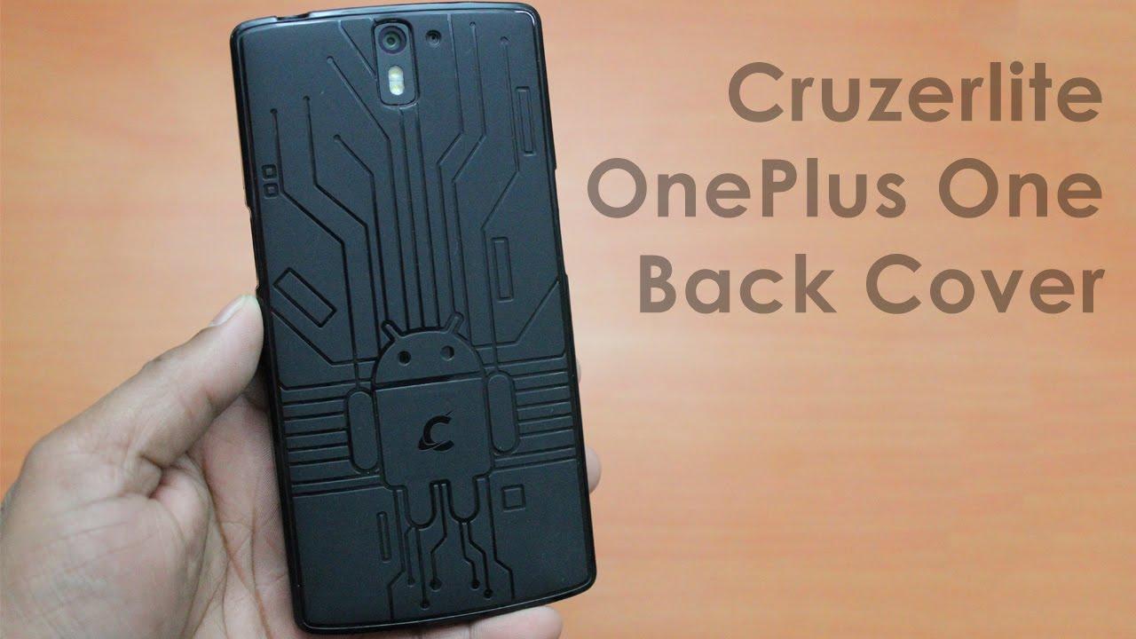 buy popular 15c3a 3330c Cruzerlite OnePlus One Back Cover