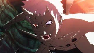 Naruto & Sasuke VS Obito BOSS Fight! The Ten Tails Jinchuriki! | Naruto Ultimate Ninja Storm 4