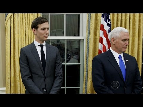 Jared Kushner to tell Senate Intel Committee about contacts with Russian bank