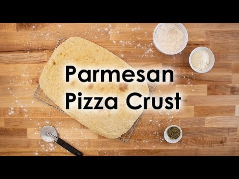 Parmesan Pizza Crust
