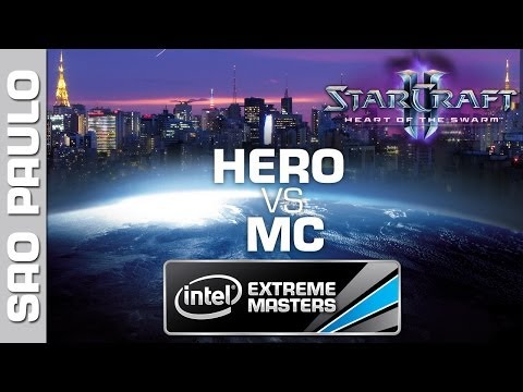 herO vs. MC - Grand Final - IEM Sao Paulo - StarCraft 2