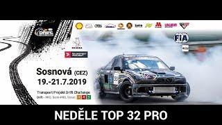 RD4 Transport Projekt Drift Challenge - Sosnová -Neděle - Battle PRO - 21. 7. 2019