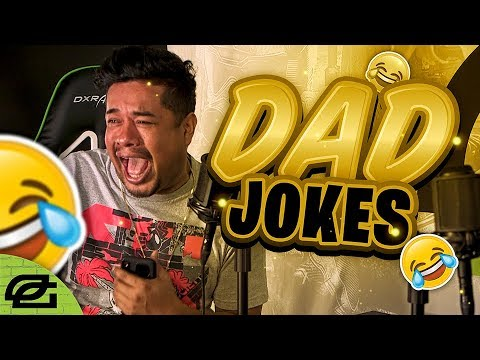 OPTIC DAD JOKES | Try Not to Laugh Challenge!