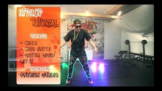 HIPHOP Warmup DANC' IN SCHOOLS Tutorial Miami Miss Fatty Gettin' Jiggy Wit It