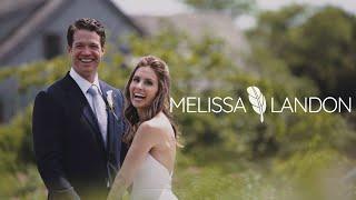 Destination wedding video | Nantucket island destination wedding film