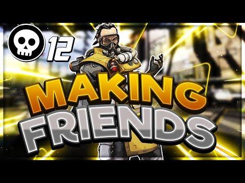 Making Friends In Apex! - Seagull - Apex Legends