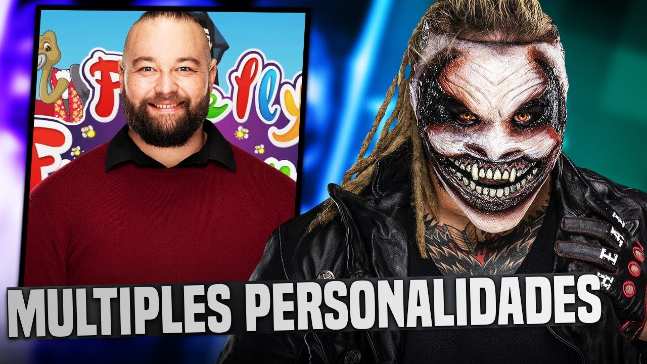 5 LUCHADORES con MÚLTIPLES Personalidades en la HISTORIA de WWE