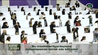 Bu müəllimlər yerdəyişmə müsabiqəsində iştirak edə bilməzlər - Kəpəz TV