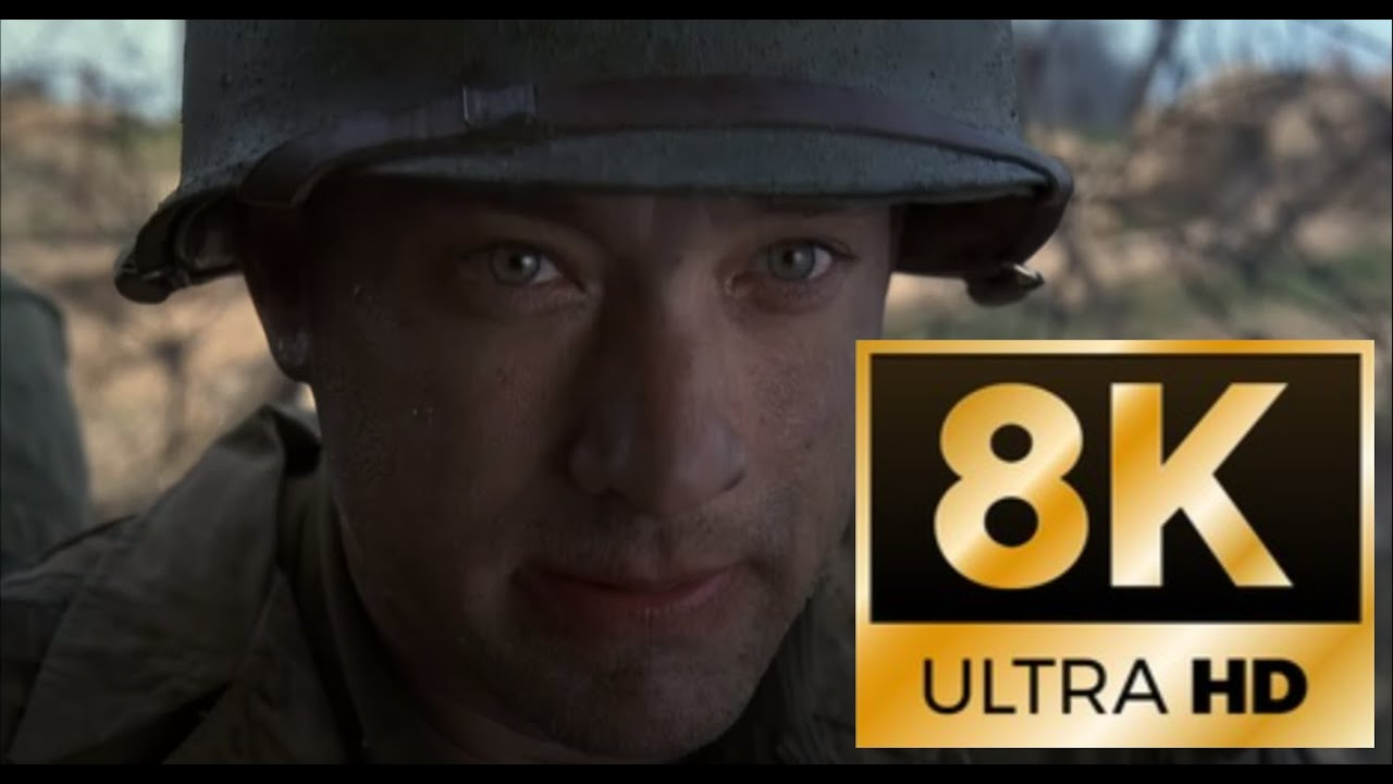 Download Saving Private Ryan (1998) - Trailer #1 - 8K Quality [AI Upscaled Remastered]