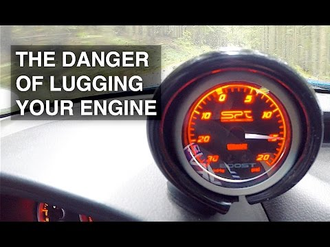 Why Lugging Your Engine Is Terrible for Your Car