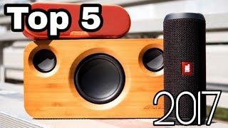 Best Portable Bluetooth Speakers 2017 | Top 5