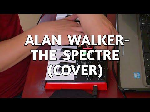 ALAN WALKER - THE SPECTRE (LIVE COVER) #alanwalker #thespectre