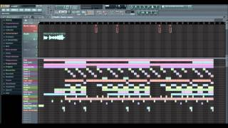 Trap Type Beat #10 Fl Studio FLP (Instrumental)