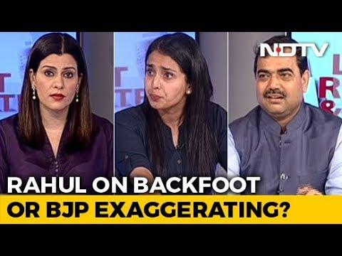 "Rahul Gandhi ""Regrets"" Rafale Remark: Setback For Congress?"