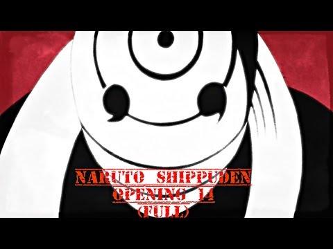 Naruto Shippuden opening 14 - Tsuki no me Okisa (Size of the Moon)