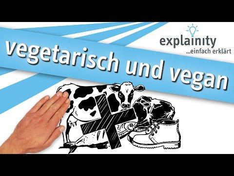vegetarisch und vegan