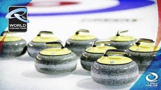 WCT: Tirinzoni (SUI) v Wrana (SWE) - Stockholm Ladies Curling Cup 2018