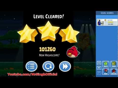 Angry Birds Friends - Week 14 Level 1 Tournament August 20 3Star Walkthrough Week 14 Level 1 from YouTube · Duration:  48 seconds