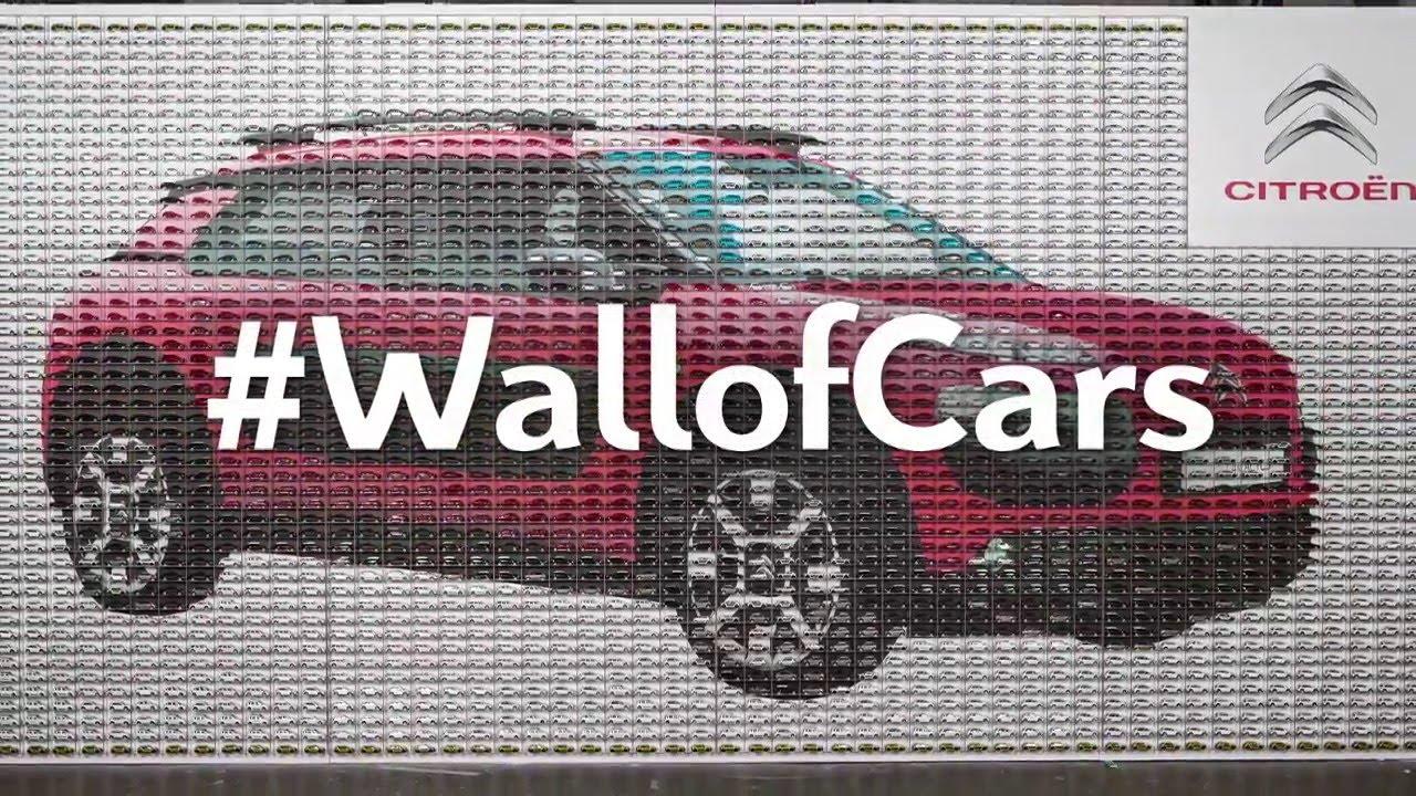 Miniaturas Mosaico C4 Citroën Con Cactus ARjq4L35