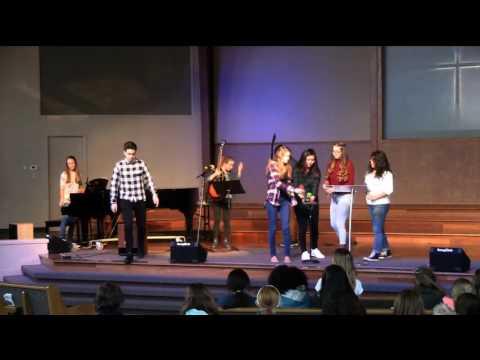 Auburn Adventist Academy Student Week of Prayer (Thursday, Feb. 16)