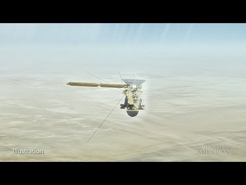 Cassini Says Goodbye