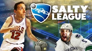 Video SALTY LEAGUE - Rocket League Gameplay download MP3, 3GP, MP4, WEBM, AVI, FLV September 2018