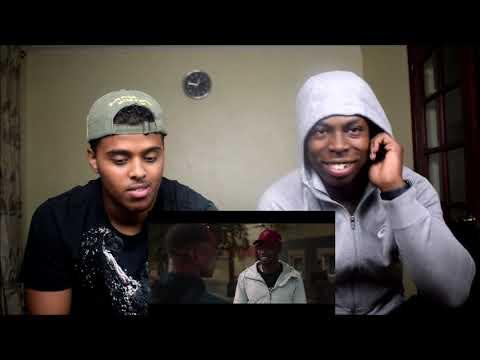 Rapman - Shiro's Story Pt.3 [Music Video] | Link Up TV - REACTION