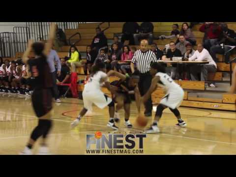 2016 She Got Game Classic-#8 National Christian Academy vs #10 Monacan- FinestMag.com