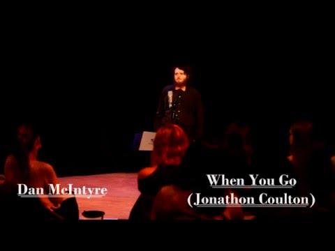 Dan McIntyre - When You Go (Jonathan Coulton Cover)